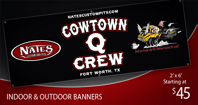 Indoor & Outdoor Banners